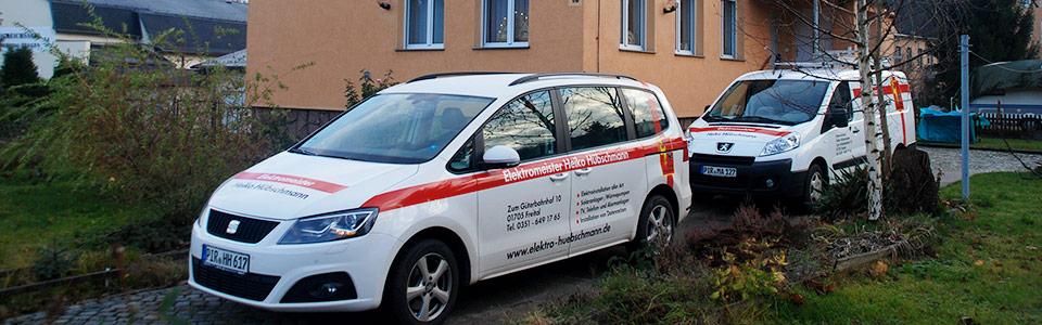 Elektromeister Heiko Hübschmann – Ihr Fachmann für Elektroinstallationen